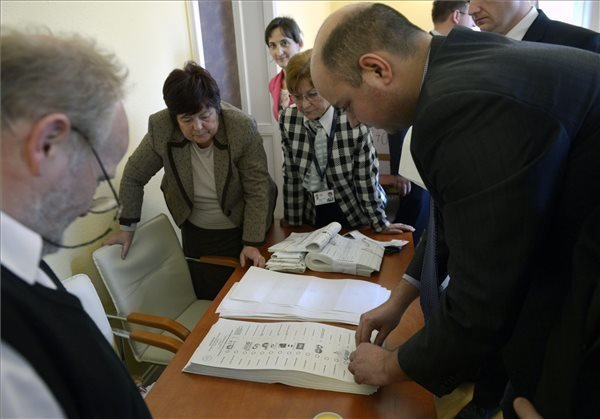 Election 2014 – Vote Recount In Budapest Swing District Makes No Change In Outcome