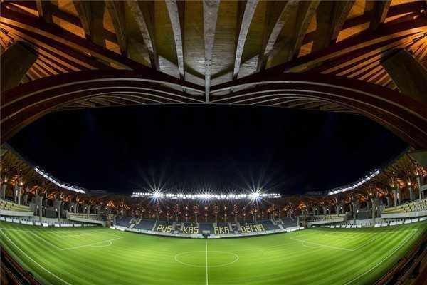 Pancho Arena Finally Opens On Monday – Photos