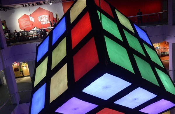 Rubik's Cube One Of World's Greatest Hungarian Inventions, Says President Ader In NY