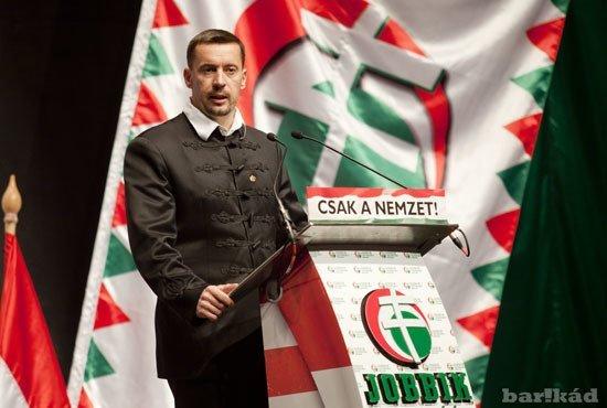 Jobbik Lawmaker Rejects Charges Of Racism
