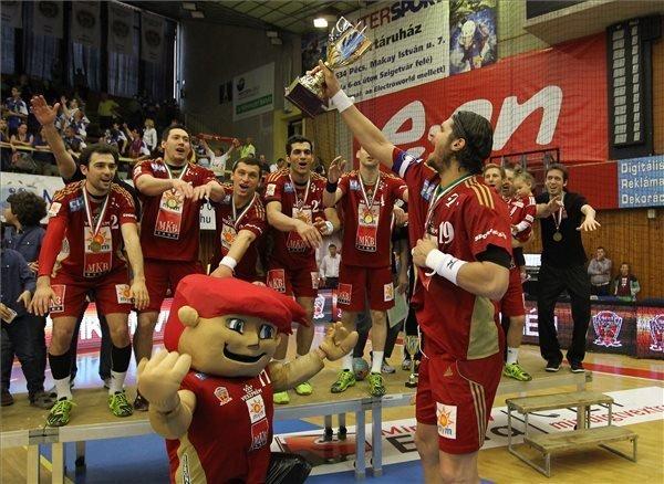 Men Handball: Veszprém Wins The Hungarian Cup