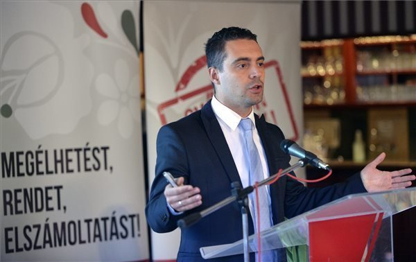 Jobbik would hold politicians accountable in government