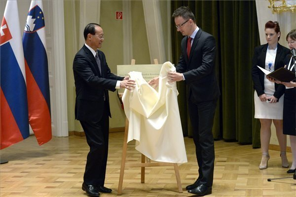 China – Central And Eastern Europe Regional Tourism Centre Opened In Budapest