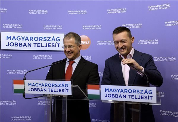 Fidesz Proposes New Makeup Of Budapest Assembly