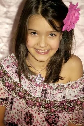 Hungarian Girl Wins Children Beauty Contest In Turkey