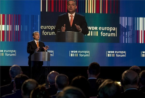 Europe At A Crossroads, Says Orban In Berlin
