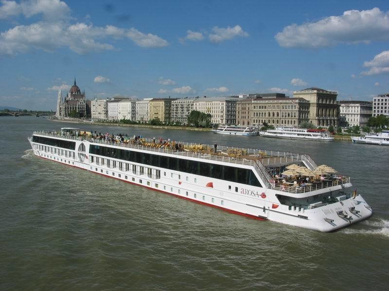Budapest has become the center of river cruise tourism