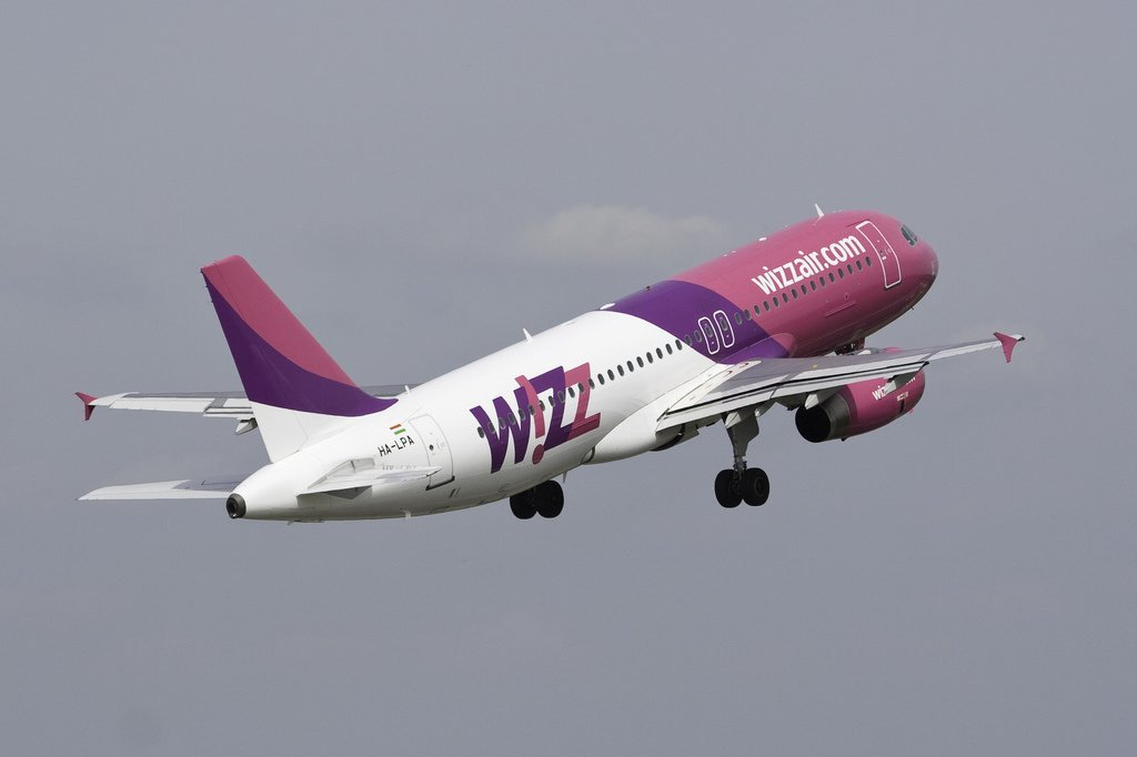 Wizz Air shares float in London