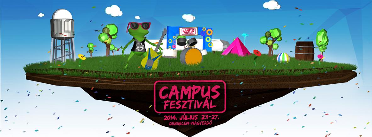 Campus Festival Returning To Nagyerdei Stadium