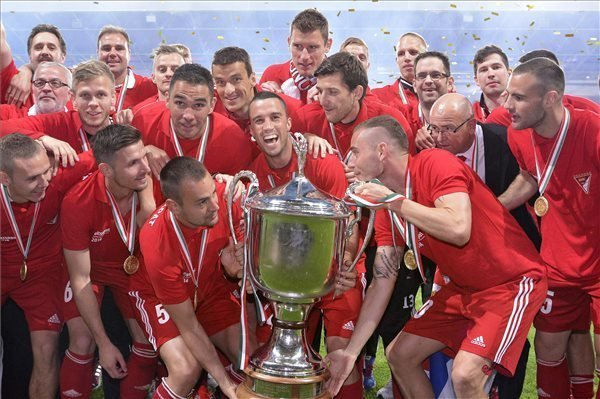Hungarian Football League  Debrecen Wins Champion s Title 40915f77a5