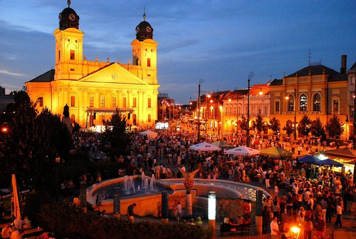 CNN's New Favorite Hungarian Town: Debrecen