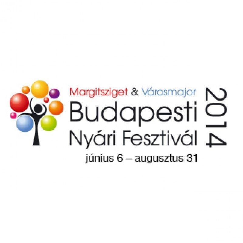 Here Comes Summer – Budapest Summer Festival 2014