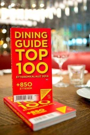 TOP 100 Best Restaurants in Hungary