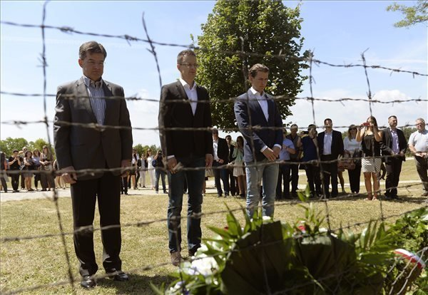 Hungary, Austria, Slovakia Celebrate 25th Anniversary Of Iron Curtain Fall