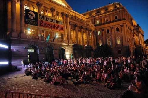 TODAY – The Night of The Museums