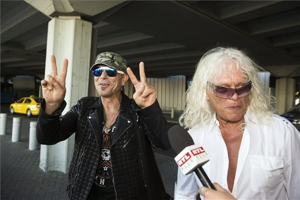 TODAY – Free Scorpions Concert In Budapest