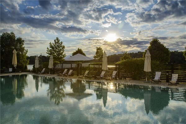 One Of The Ten Most Amazing Pools Is Hungarian
