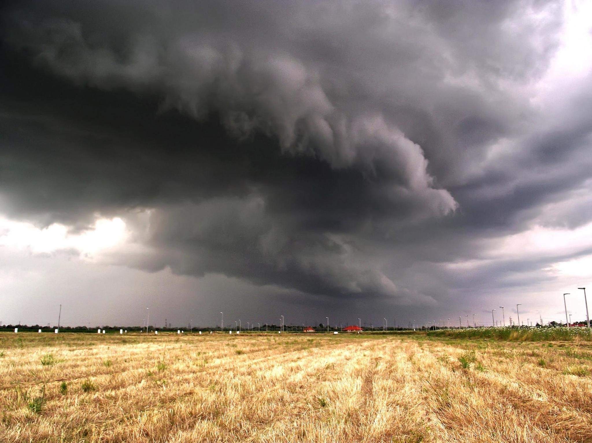 Weather Service Issues Storm Warning