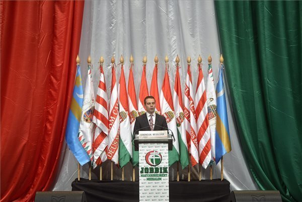 Jobbik Re-Elects Vona As Party Leader