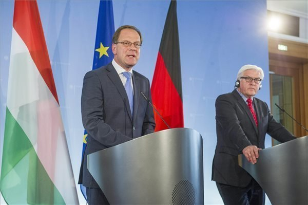 Hungary To Open Two New Consulates-General In Germany, Says Foreign Minister In Berlin