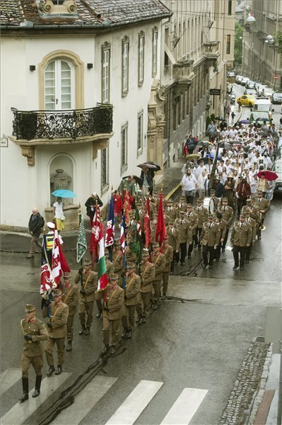 1456 Nandorfehervar Victory Commemorated In Budapest