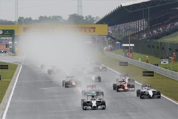 Hungarian Grand Prix Draws 169,000