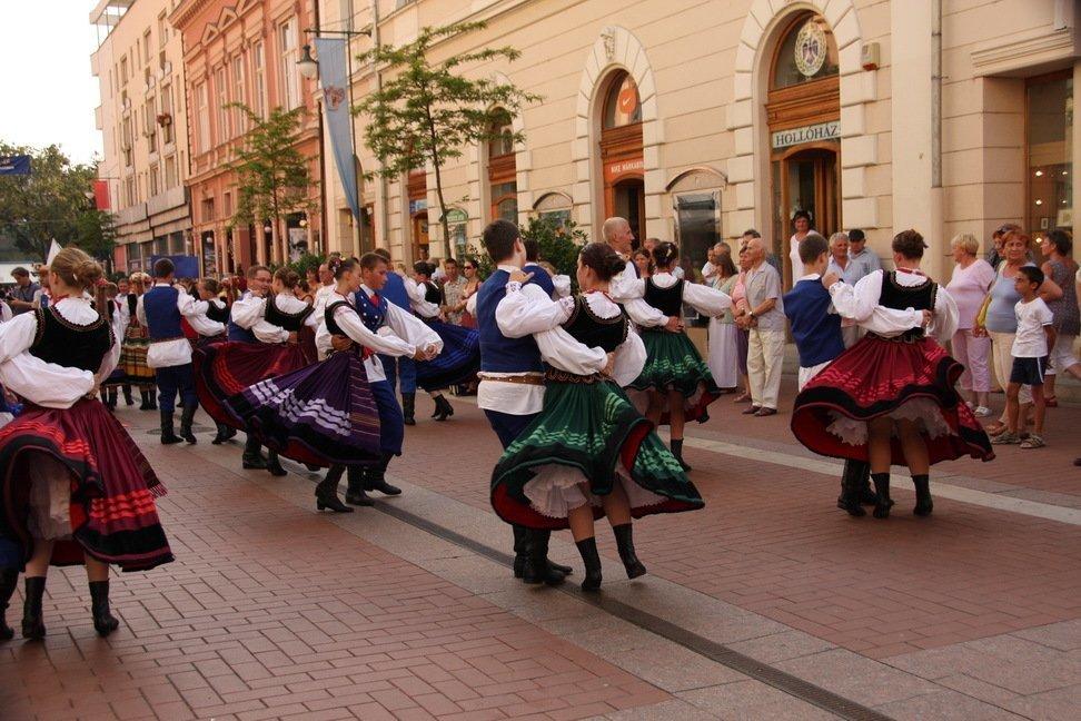 International Folk Dance Festival In Szeged Starts Tuesday