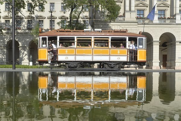 BKK Centre For Budapest Transport Launches Heritage Transport Services Is July As Well
