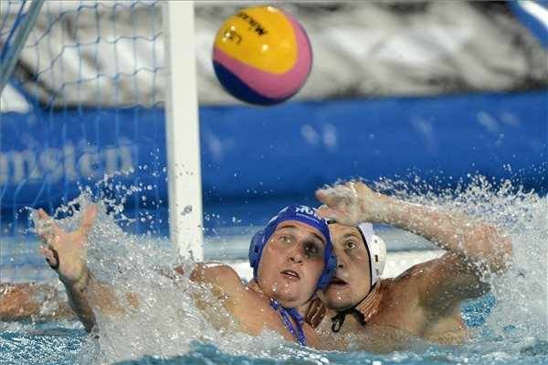 European Water Polo Championships in Budapest – Hungary defeats Germany