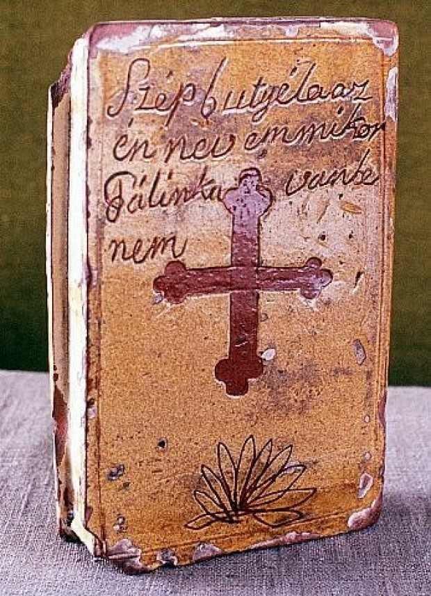 Hungarians Used to Hide Palinka in Prayer Books?