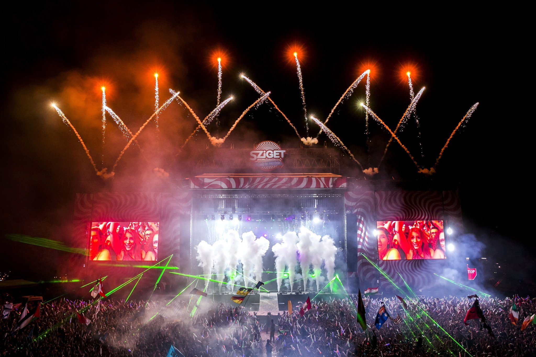 Sziget Festival Sets New Record With over 410,000 Visitors – Photo Gallery