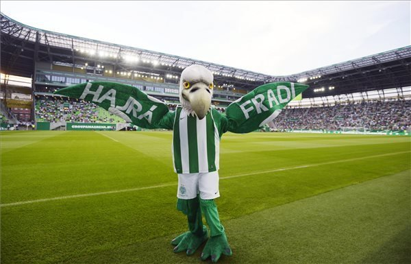 New Groupama Arena Opened with Ferencvaros-Chelsea Friendly