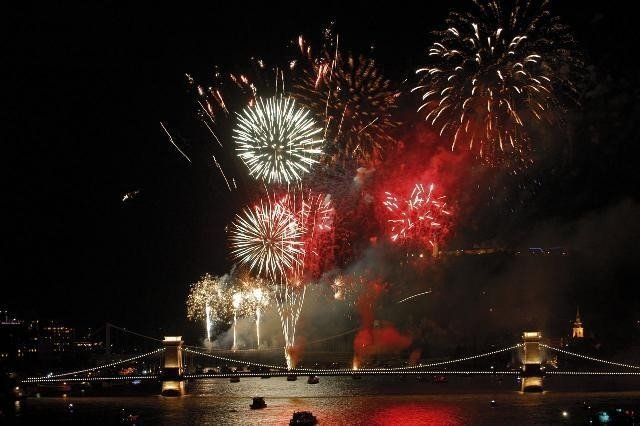 Fiery Budapest: the 20 August Fireworks