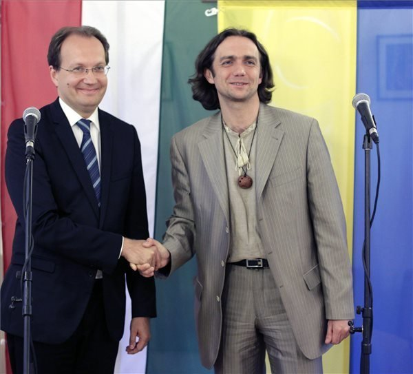 Hungary, Ukraine Renew Cultural Cooperation