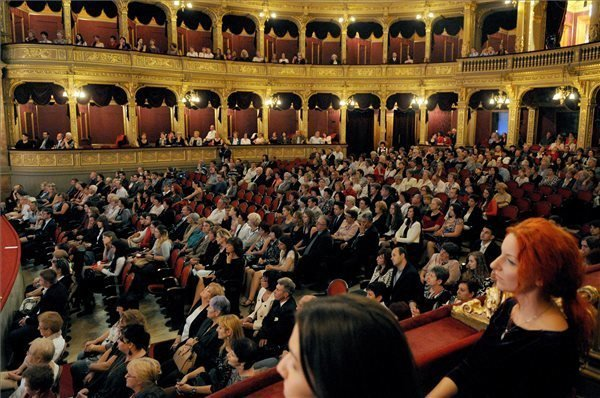 Budapest is also among world's most beautiful operas