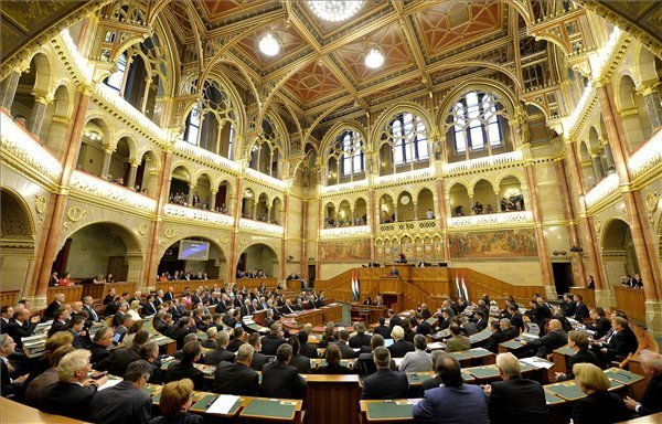 5 things that are missing from the Hungarian Parliament