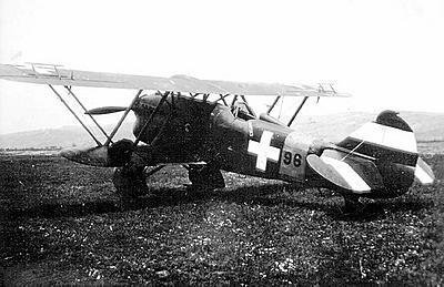 History of the Hungarian Air Force