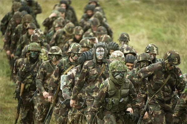 Hungary to upgrade military technology, says Orban