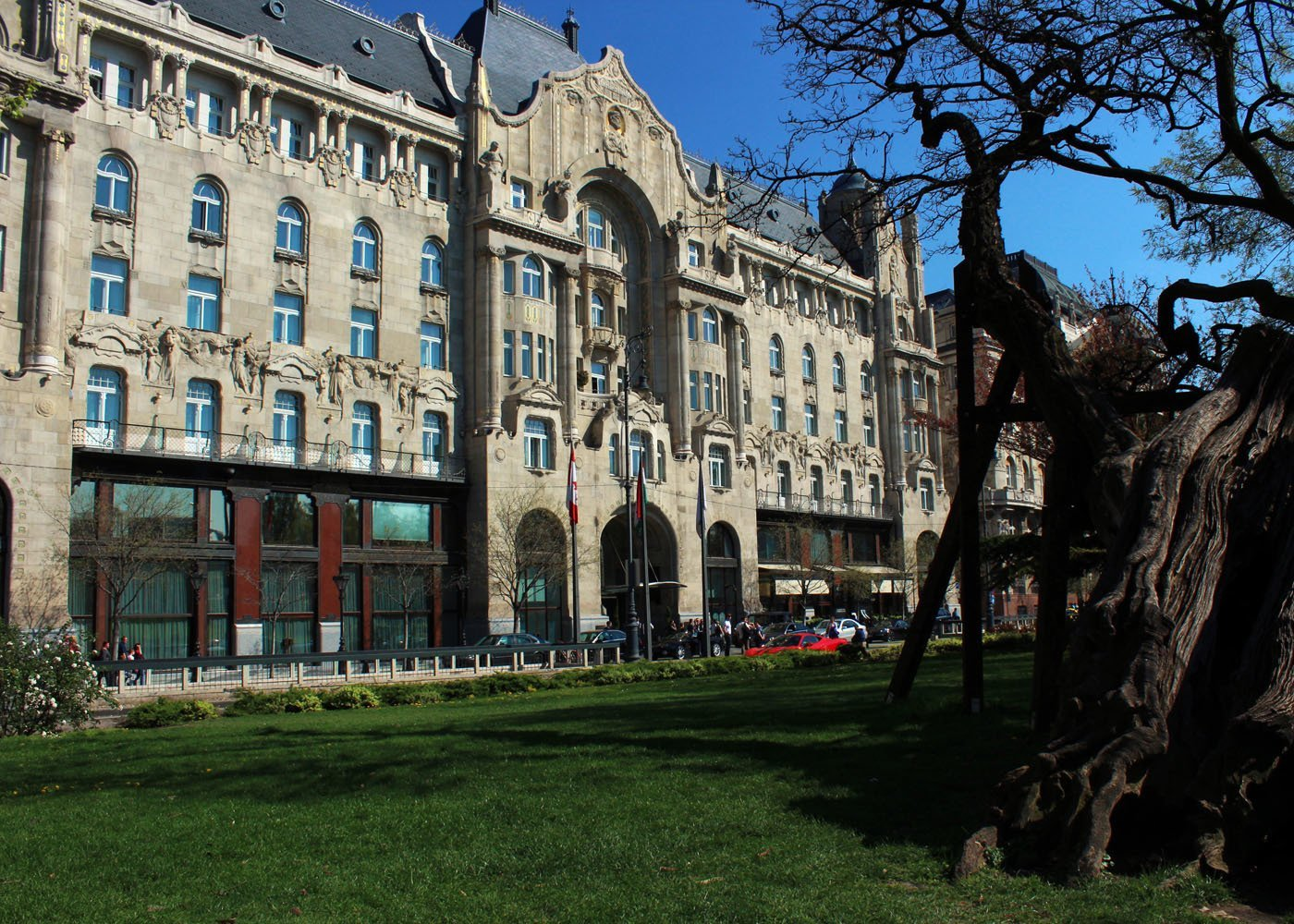 Best Hotel of Europe Is in Budapest