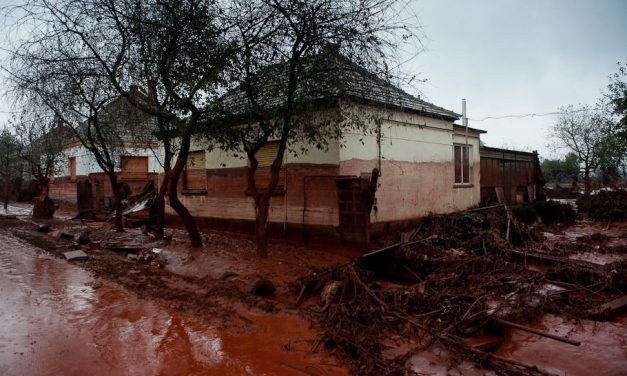Court rules ten guilty for red sludge disaster