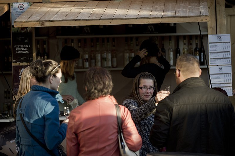 On this weekend: the Pálinka and Sausage Festival of the Buda Castle