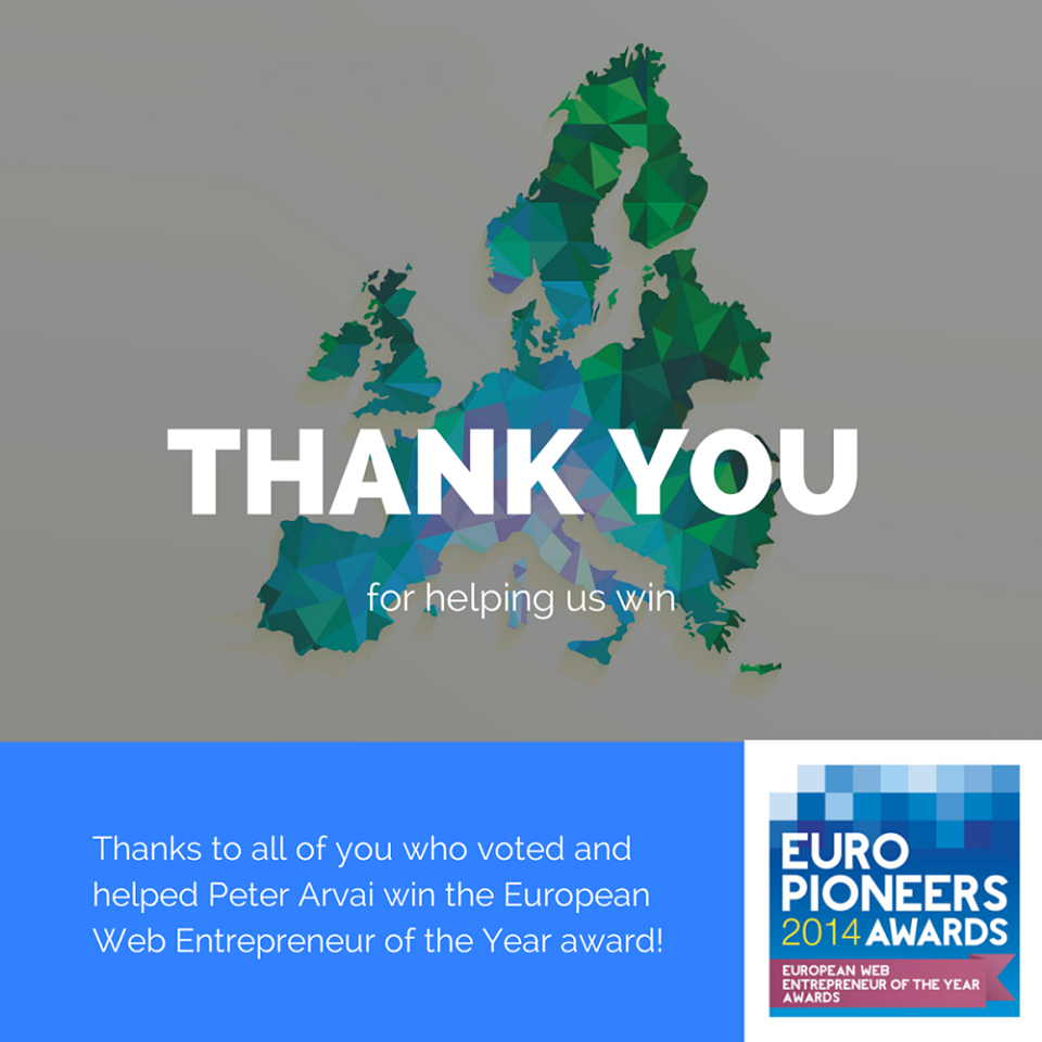 Hungary Prezi Director Wins European Business Award