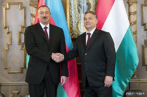 Orban: Europe's Interest that Azerbaijan Gas Reaches CEE