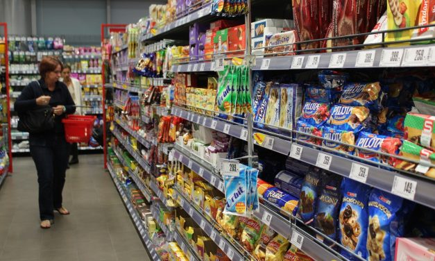 Hungarian consumer prices on an unprecedented rise