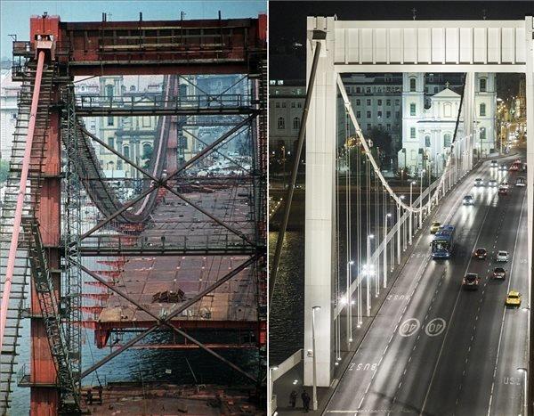 erzsebet bridge-budapest