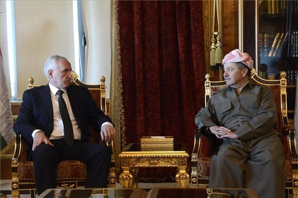 Hungary Opens Consulate General in Iraqi Kurdistan