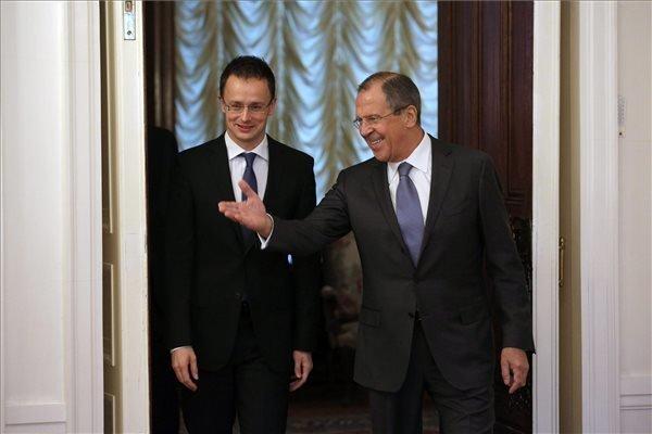 "FM Szijjarto in Moscow: Russia ""Important Partner"""