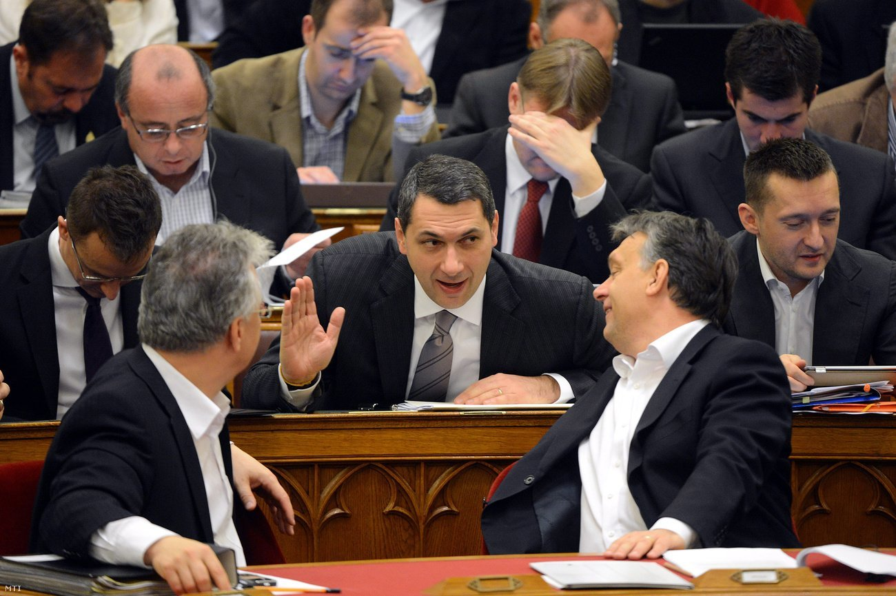 Serious Infighting in the Ruling Party Fidesz