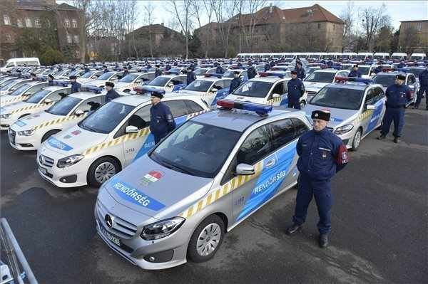 Government to spend 44 billion forints on police career models