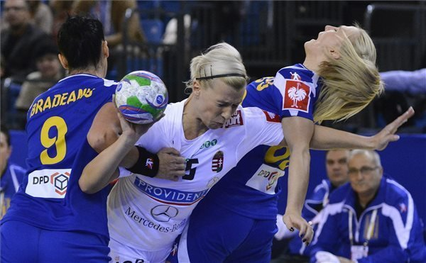 Handball: Hungary win against Romania